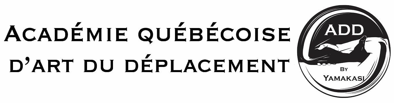 Académie québécoise d'art du déplacement Logo